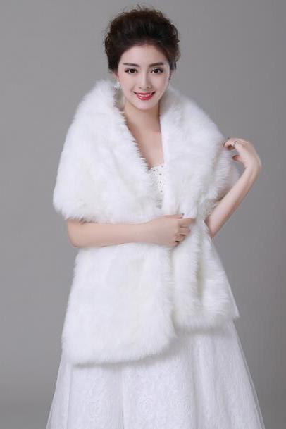 Women Shawl Faux Fur Shawl Shawl Women Scarf Shawl jacket Wrap Shawl